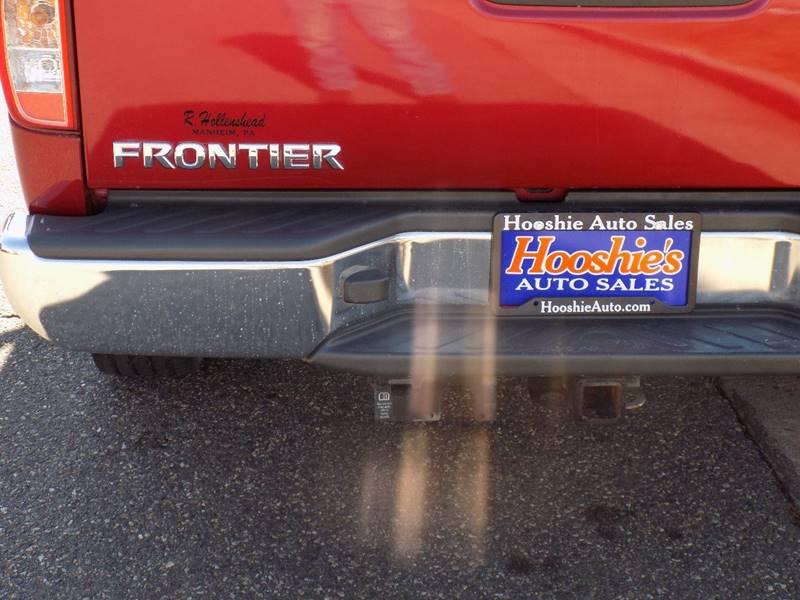 2014 Nissan Frontier 4x4 S 4dr Crew Cab 5 ft. SB Pickup 5A - Denver CO