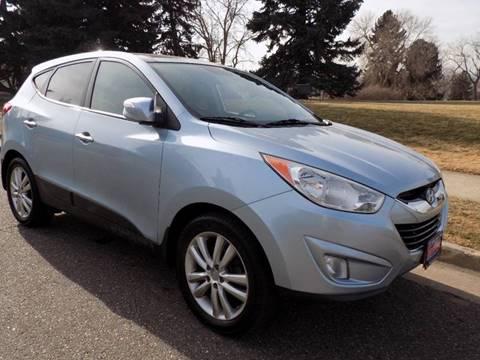 2013 Hyundai Tucson for sale in Denver, CO
