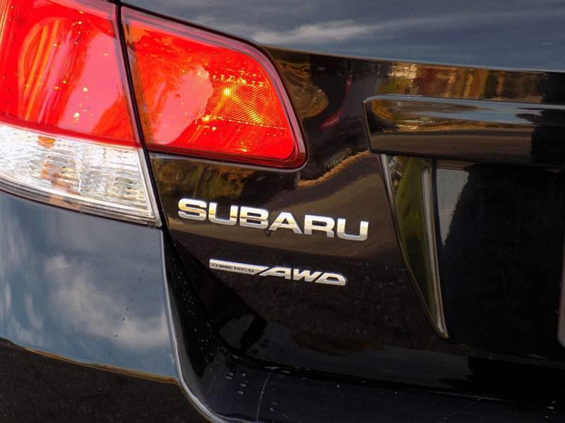 2012 Subaru Legacy AWD 3.6R Limited 4dr Sedan - Denver CO