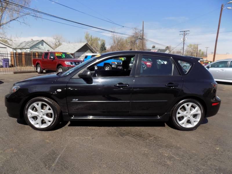 2008 Mazda MAZDA3 s Sport 4dr Wagon 5M - Denver CO