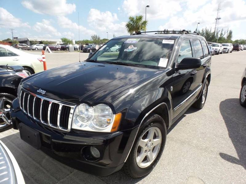 2005 Jeep Grand Cherokee 4dr Limited 4WD SUV - Denver CO