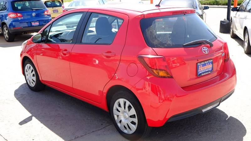 2015 Toyota Yaris SE 4dr Hatchback 4A - Denver CO