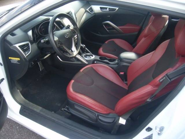 2012 Hyundai Veloster 3dr Coupe w/Black Seats - Englewood CO
