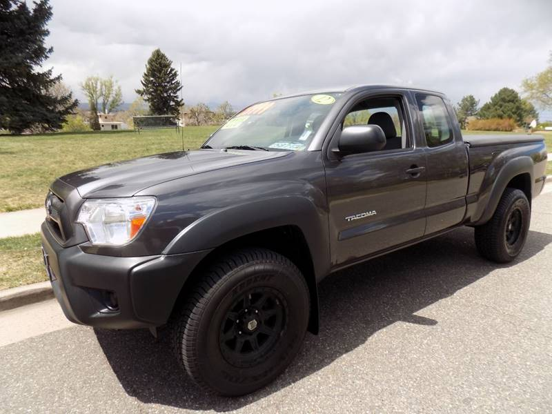 2012 Toyota Tacoma 4x4 4dr Access Cab 6.1 ft SB 4A - Englewood CO