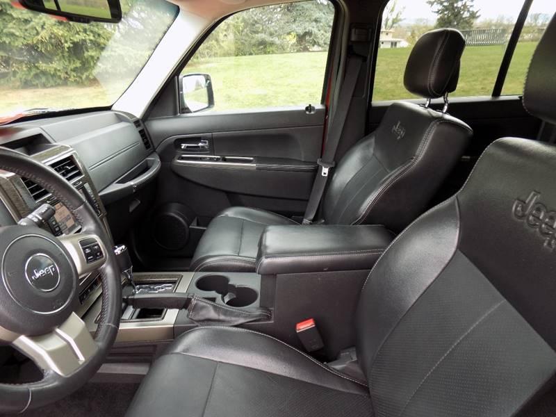 2012 Jeep Liberty 4x4 Jet Edition 4dr SUV - Denver CO