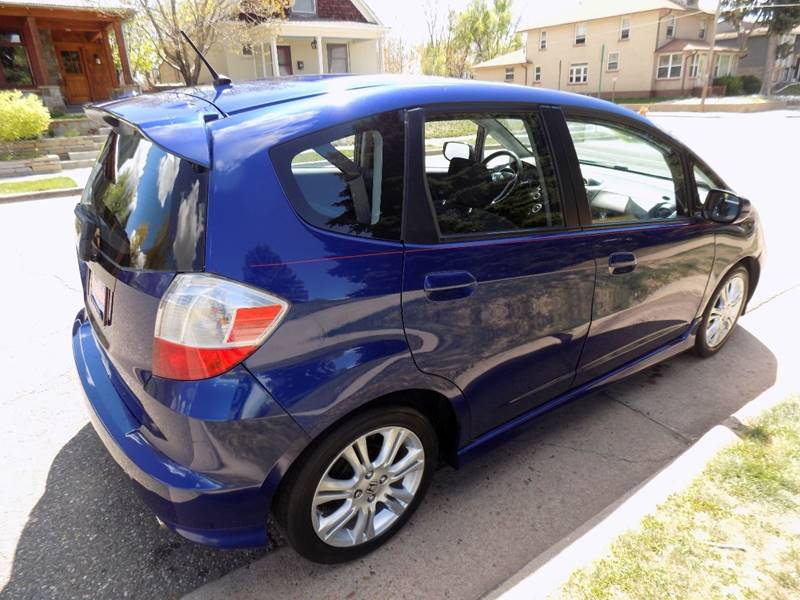 2009 Honda Fit Sport 4dr Hatchback 5A - Denver CO
