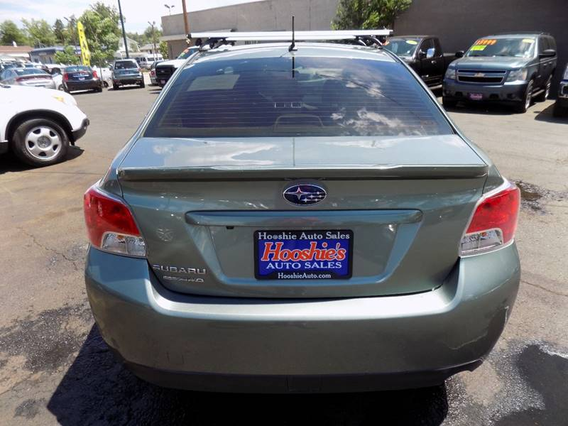 2015 Subaru Impreza AWD 2.0i 4dr Sedan 5M - Denver CO