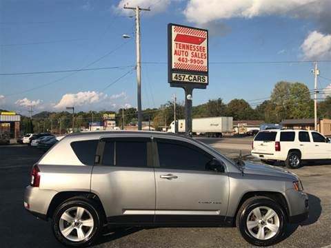 2015 Jeep Compass for sale in Clinton, TN