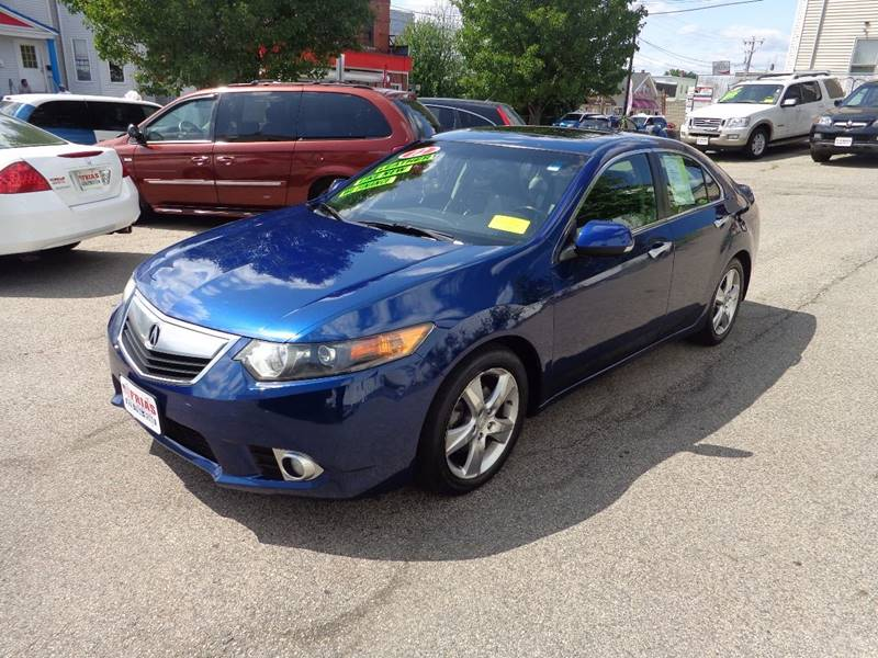 Acura Tsx Dr Sedan In Lawrence MA FRIAS AUTO SALES LLC - Acura tsx for sale in ma