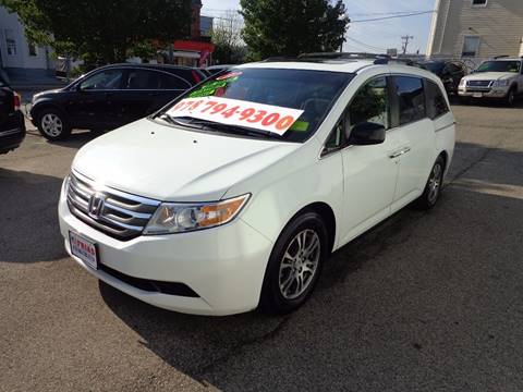 honda odyssey for sale in lawrence ma