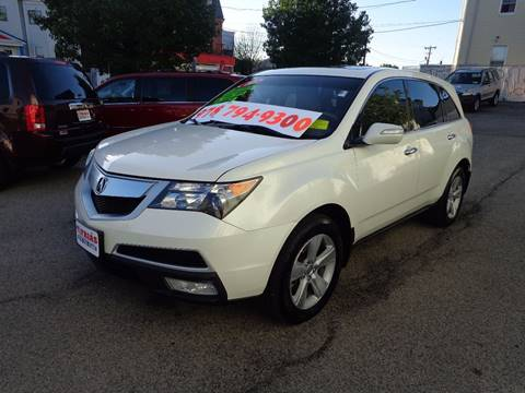 2010 Acura MDX for sale in Lawrence, MA