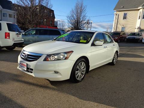 2011 Honda Accord for sale at FRIAS AUTO SALES LLC in Lawrence MA