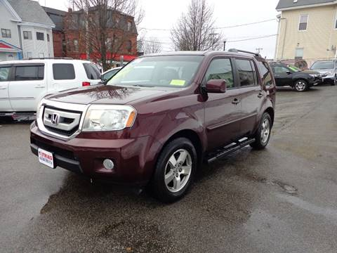 2009 honda pilot for sale in massachusetts. Black Bedroom Furniture Sets. Home Design Ideas