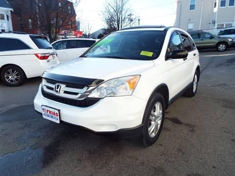 2011 Honda CR-V for sale in Lawrence, MA