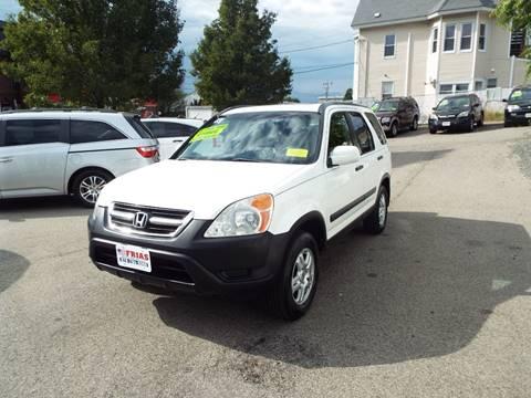 2003 Honda CR-V for sale in Lawrence, MA