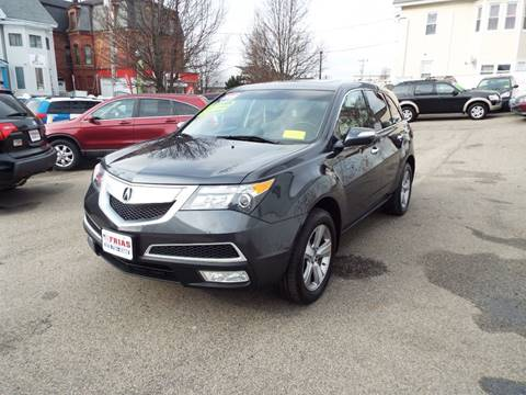 2013 Acura MDX for sale at FRIAS AUTO SALES LLC in Lawrence MA