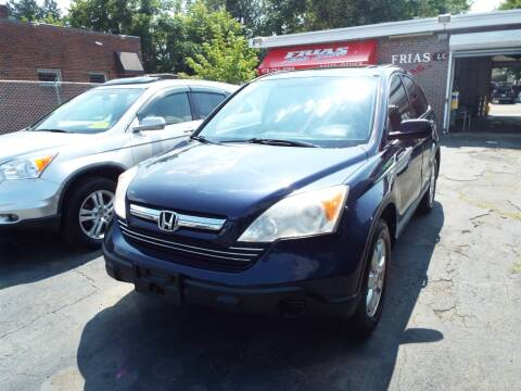 2008 Honda CR-V for sale at FRIAS AUTO SALES LLC in Lawrence MA
