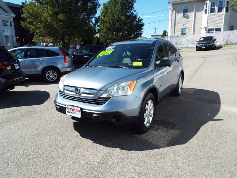 2007 Honda CR-V for sale at FRIAS AUTO SALES LLC in Lawrence MA