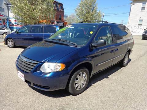 2005 Chrysler Town and Country for sale at FRIAS AUTO SALES LLC in Lawrence MA