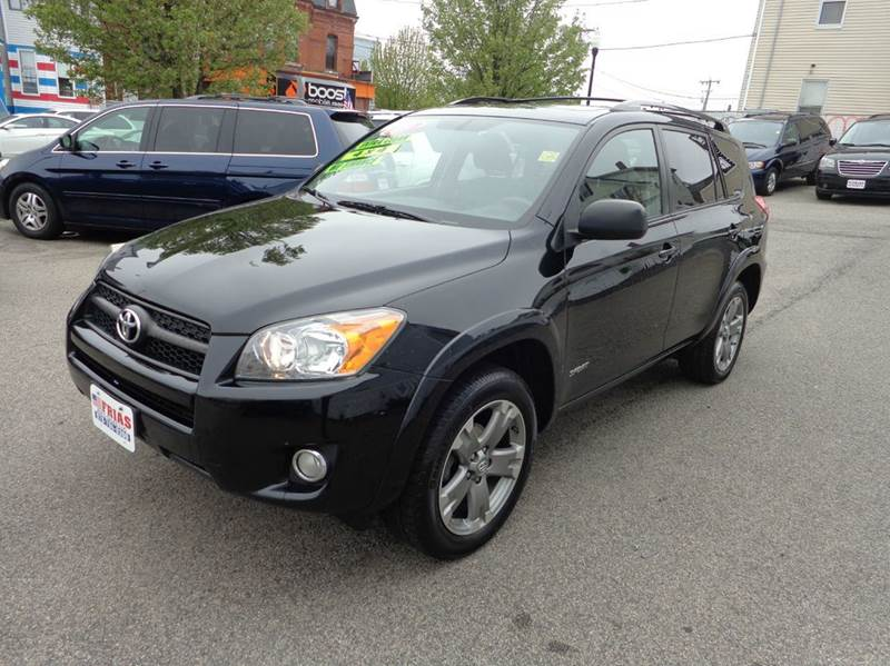 2009 Toyota RAV4 for sale at FRIAS AUTO SALES LLC in Lawrence MA