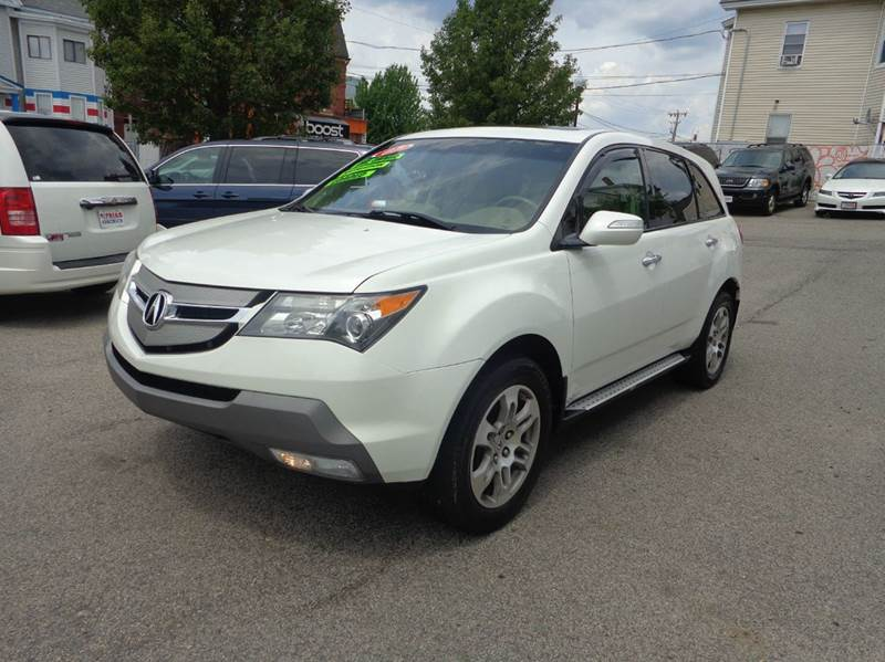 Acura Mdx SHAWD WTech WRES Dr SUV WTechnology And - Acura mdx 2007 for sale
