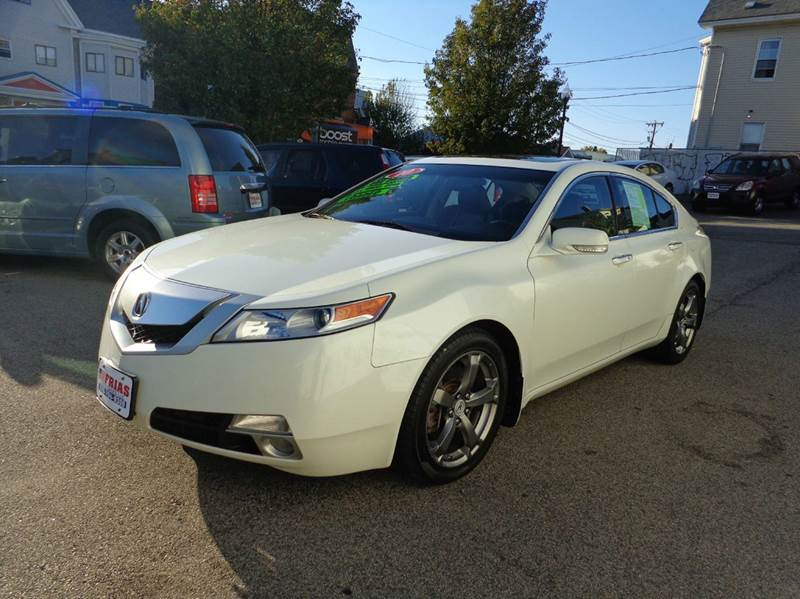 Acura Tl SHAWD Dr Sedan A WTechnology Package And - Acura tl tires