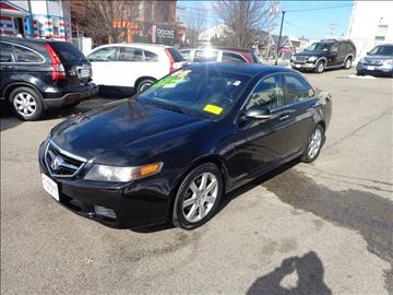 2005 Acura TSX for sale at FRIAS AUTO SALES LLC in Lawrence MA