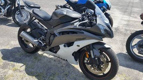 2013 Yamaha YZF-6R for sale in Summerville, SC