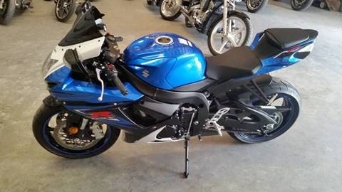 2014 Suzuki GSX-R600 for sale in Summerville, SC