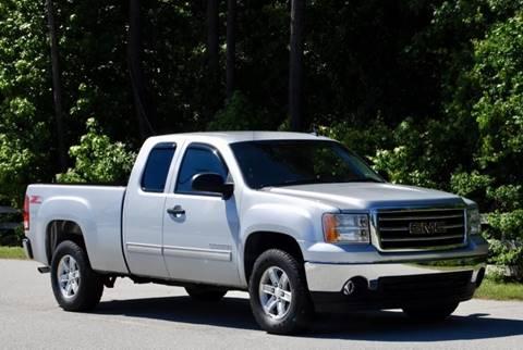 2012 GMC Sierra 1500 for sale at Special Finance of Charleston LLC in Moncks Corner SC