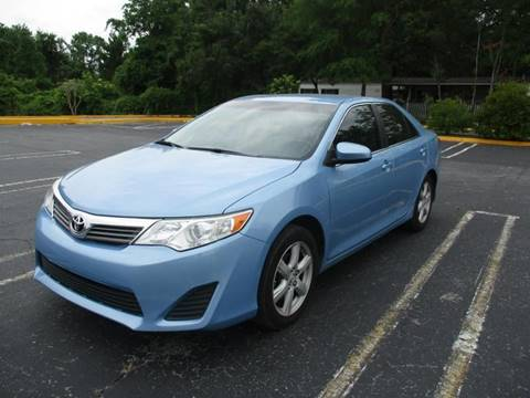 2012 Toyota Camry for sale in Summerville, SC