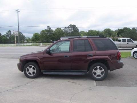 2007 Chevrolet TrailBlazer for sale at Special Finance of Charleston LLC in Moncks Corner SC