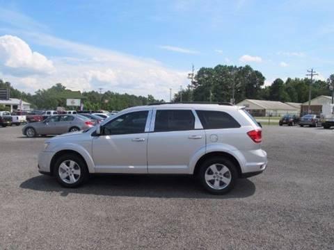 2012 Dodge Journey for sale at Special Finance of Charleston LLC in Moncks Corner SC