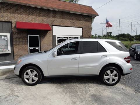 2009 Mercedes-Benz M-Class for sale at Special Finance of Charleston LLC in Moncks Corner SC