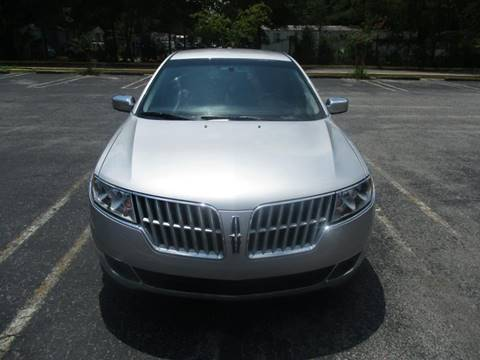 2011 Lincoln MKZ Hybrid for sale in Summerville, SC