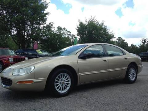 1999 Chrysler Concorde for sale at Special Finance of Charleston LLC in Moncks Corner SC
