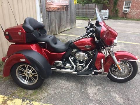 2013 Harley-Davidson Trike