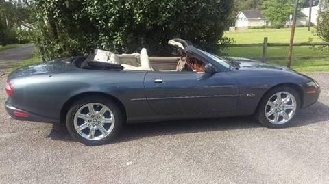 2000 Jaguar XK-Series for sale at Special Finance of Charleston LLC in Moncks Corner SC