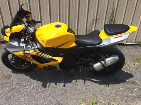 2007 Suzuki SRX-R1000 for sale at Special Finance of Charleston LLC in Moncks Corner SC