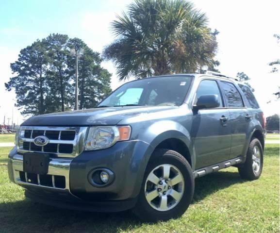 2011 Ford Escape for sale at Special Finance of Charleston LLC in Moncks Corner SC