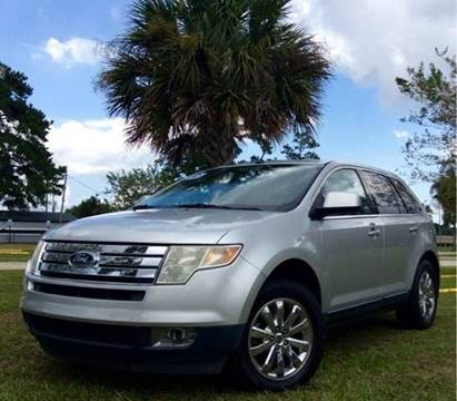 Ford Edge Limited Dr Crossover Stk Sr Special Finance