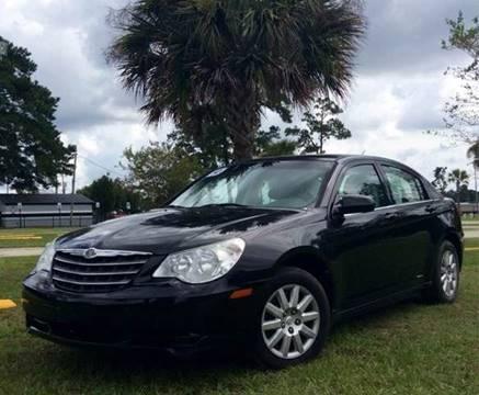 2010 Chrysler Sebring for sale at Special Finance of Charleston LLC in Moncks Corner SC