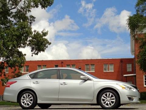 2013 Nissan Altima for sale in Summerville, SC