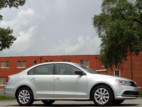 2015 Volkswagen Jetta for sale at Special Finance of Charleston LLC in Moncks Corner SC