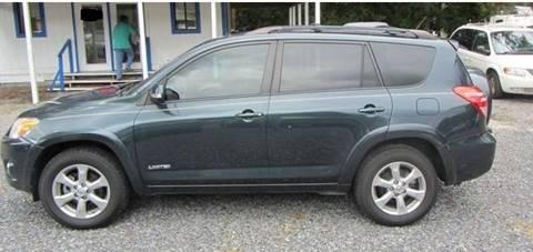 2010 Toyota RAV4 for sale at Special Finance of Charleston LLC in Moncks Corner SC