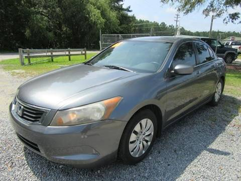 2008 Honda Accord for sale at Special Finance of Charleston LLC in Moncks Corner SC