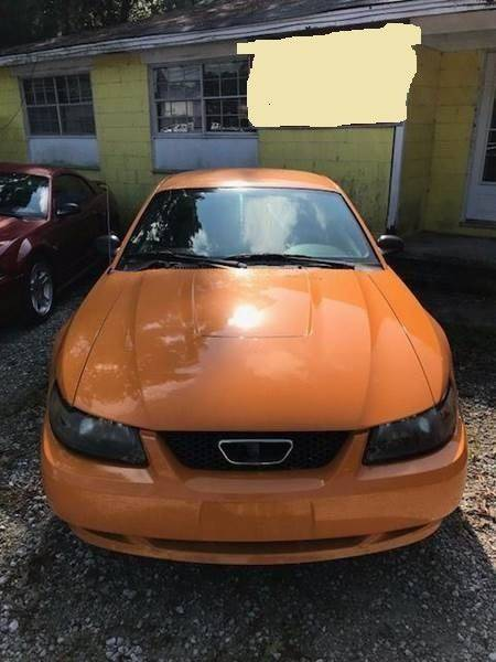 2004 Ford Mustang for sale at Special Finance of Charleston LLC in Moncks Corner SC