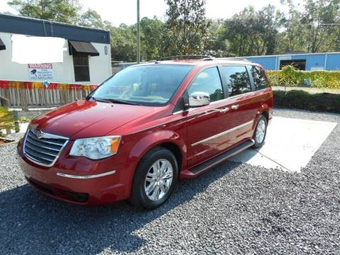 2010 Chrysler Town and Country for sale at Special Finance of Charleston LLC in Moncks Corner SC