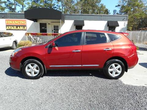 2013 Nissan Rogue for sale at Special Finance of Charleston LLC in Moncks Corner SC