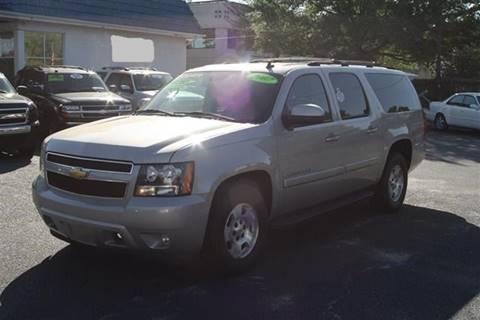2007 Chevrolet Suburban for sale at Special Finance of Charleston LLC in Moncks Corner SC